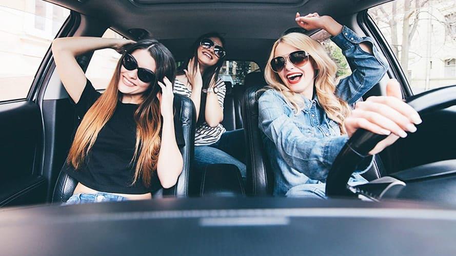 Авто для девушки. ТОП-5 вариантов