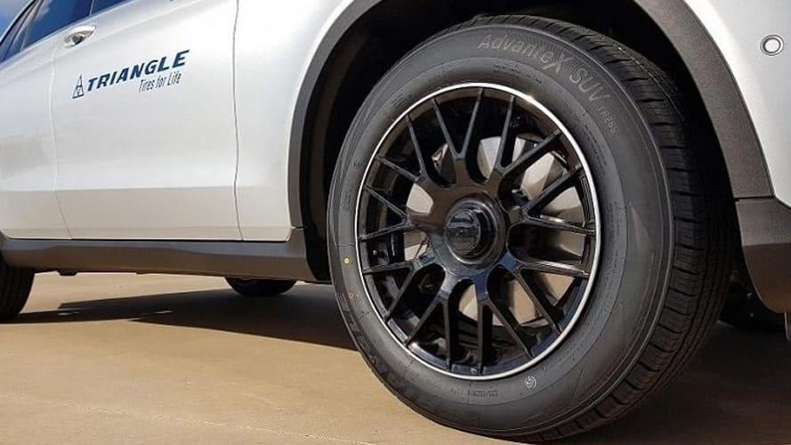 Triangle Tire в десятке лучших шинных брендов Китая